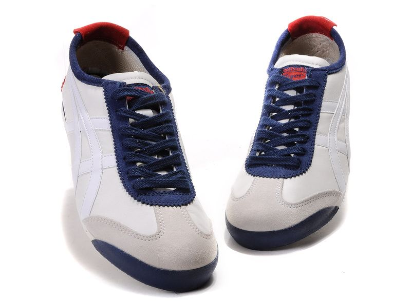 Onitsuka Tiger Mexico 66 White/Blue/Red Women/Men