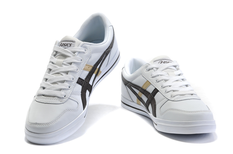 Asics Alton Men Shoes White/Brown/Gold