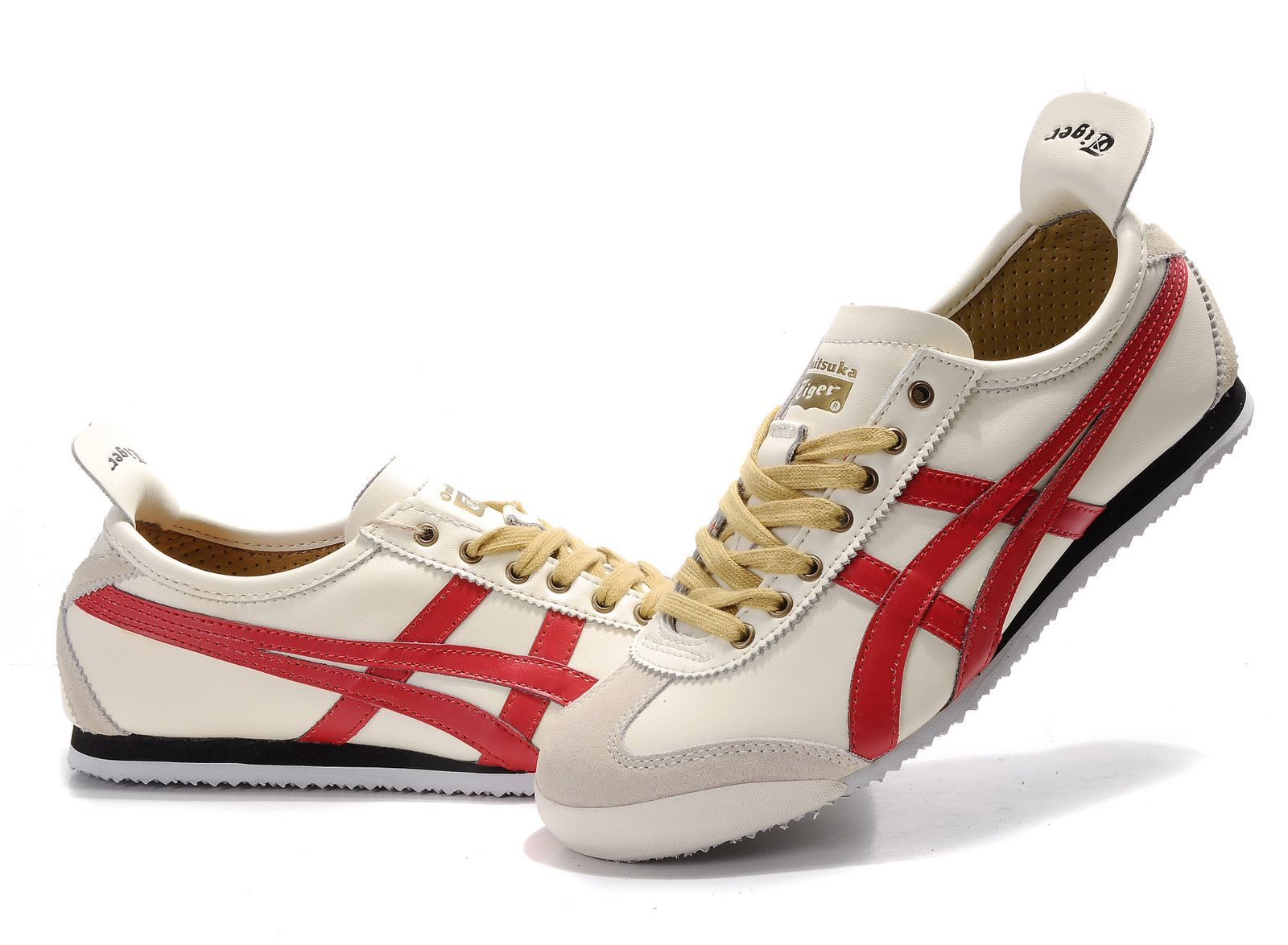 Onitsuka Tiger Mexico 66 Lauta Beige/Red
