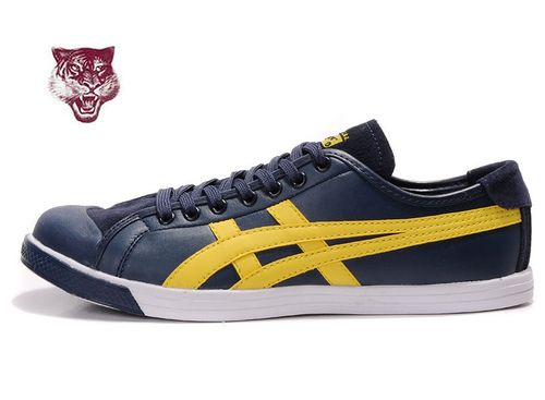 Onitsuka Tiger Coolidge Lo Blue/Yellow