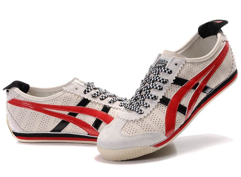 Onitsuka Tiger Mini Cooper White/Tommy Blue/Tommy Red