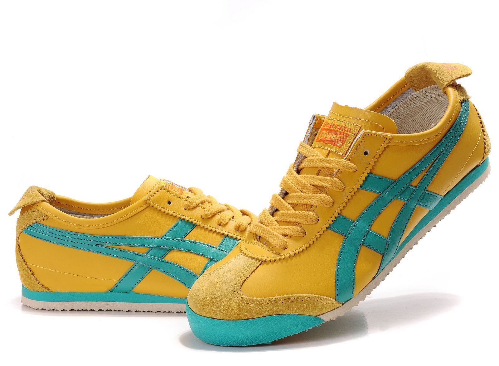 Onitsuka Tiger Mexico 66 Yellow/Green