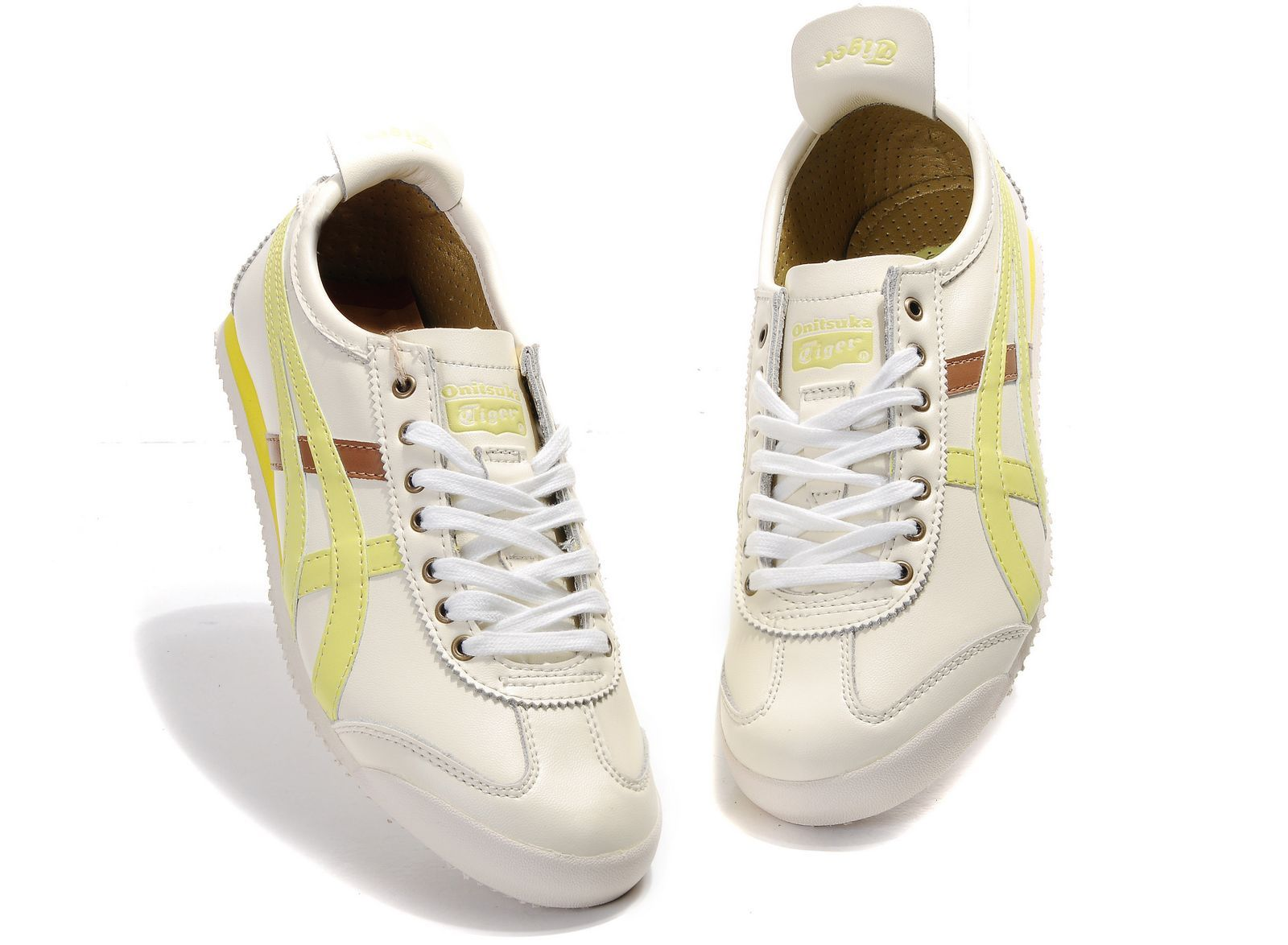 Onitsuka Tiger Mexico 66 Lauta Beige/Yellow