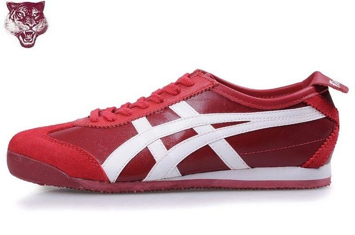 Onitsuka Tiger Kanuchi Red/White