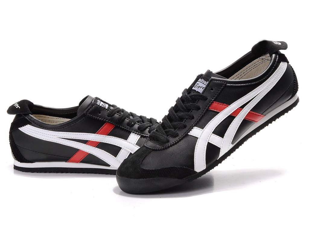Onitsuka Tiger Mexico 66 Black/White/Red