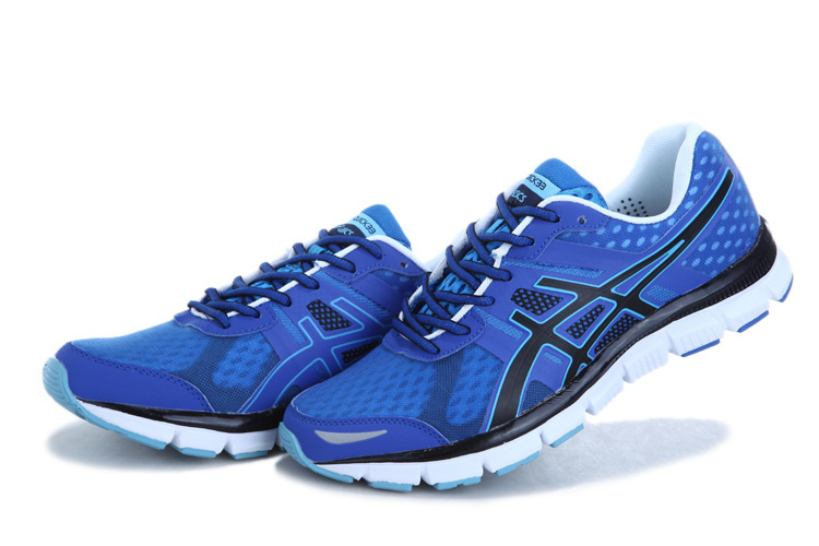 Asics Women's Gel Quik 33 Blue Dark Slate Gray Ghost White