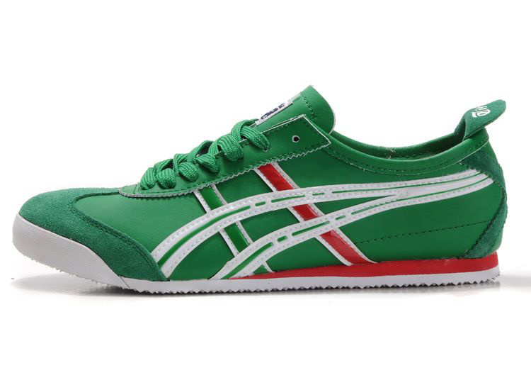 Onitsuka Tiger Mexico 66 Green/White/Red