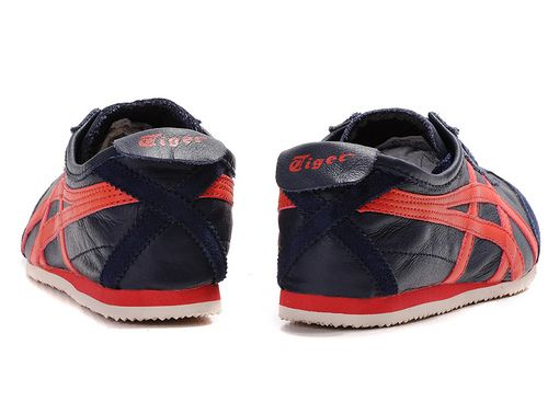 Onitsuka Tiger Mexico 66 Black/Red/Blue