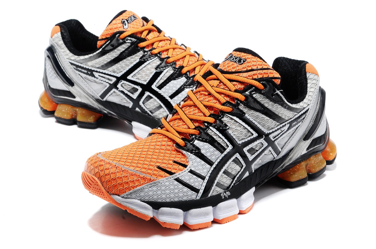 Men's Asics Gel Kinsei 4 SandyBrown Black Dark Gray