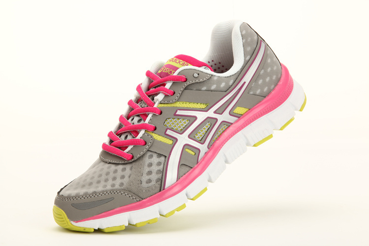 Asics Women's Gel Quik 33 Thistle Hot Pink Floral White