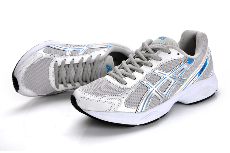 Asics Maverick2 Trainers Light Steel Blue Dark Gray Blue