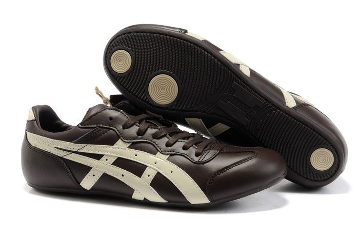 Asics Whizzer Lo Women's Shoes Brown/Beige