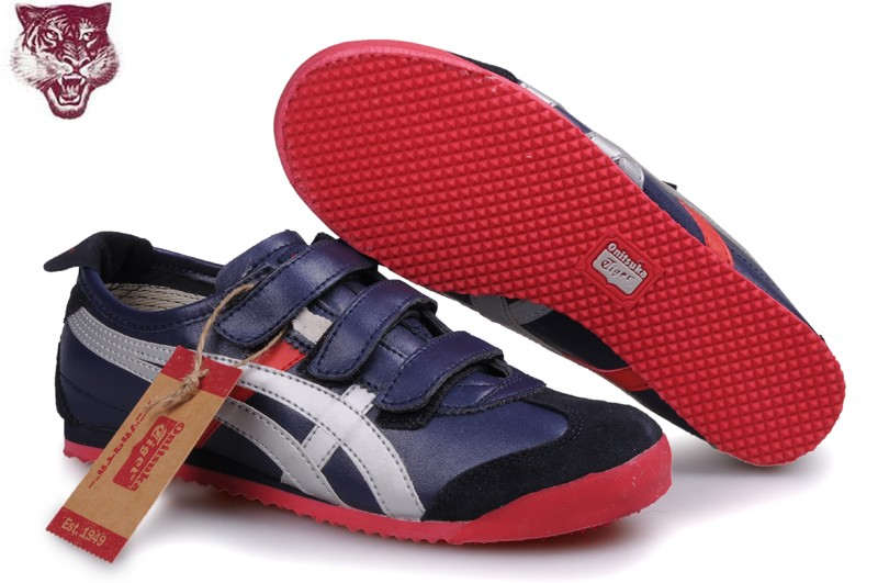Onitsuka Tiger Mexico 66 Baja Blue/White/Red