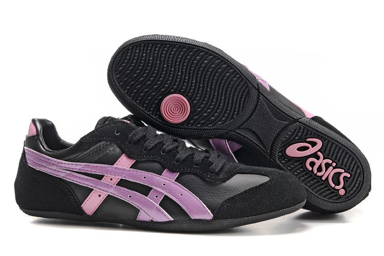 Asics Whizzer Lo Women's Shoes Black/Pink