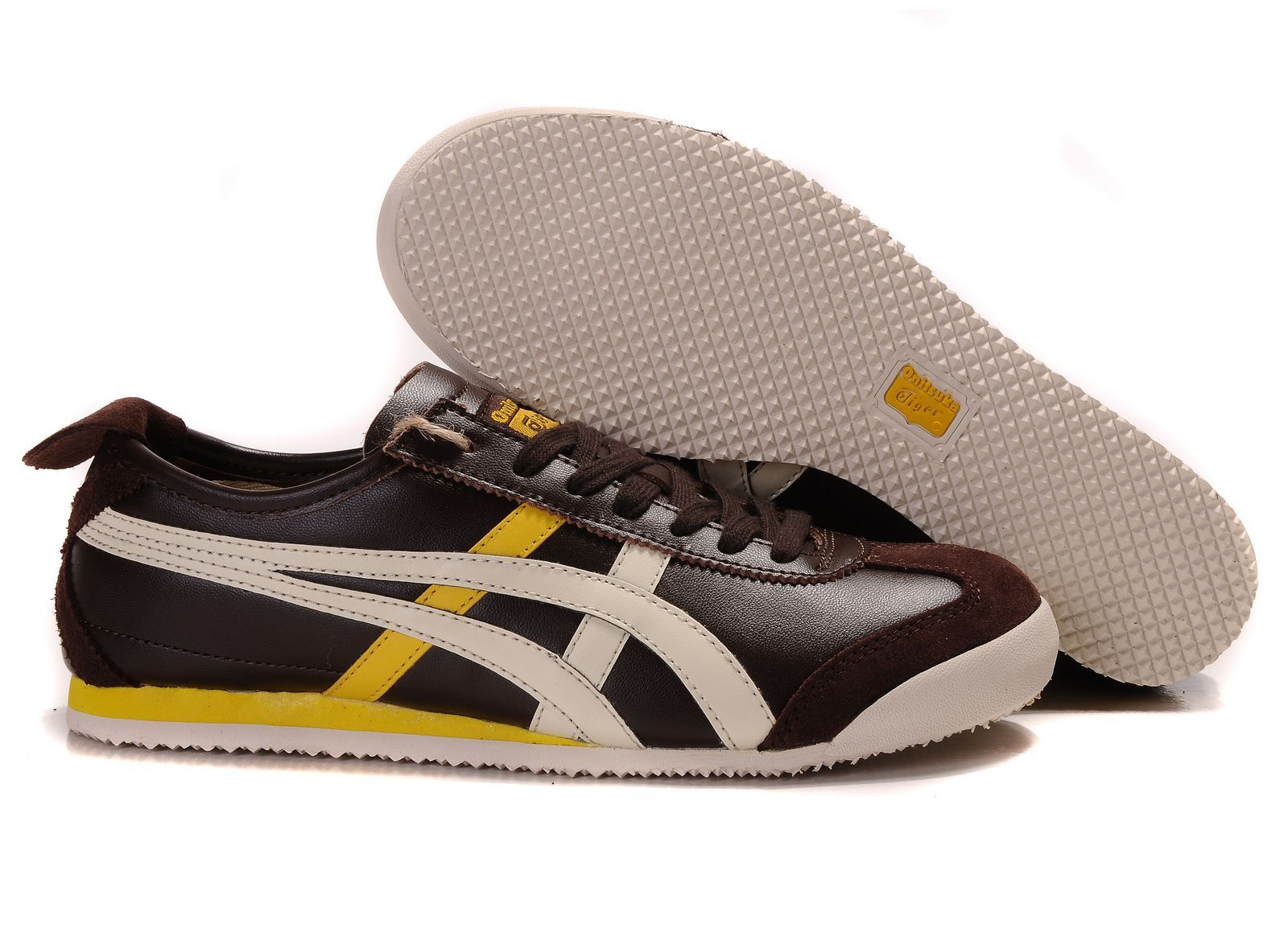 Onitsuka Tiger Mexico 66 Lauta Brown/Beige