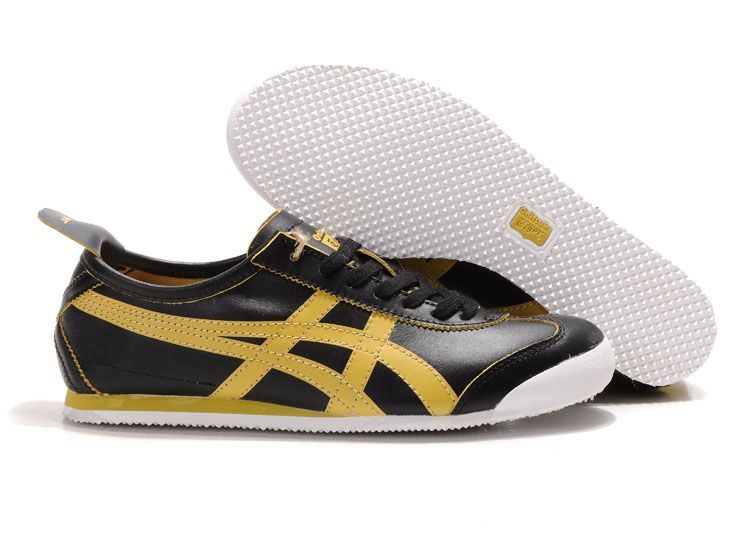 Onitsuka Tiger Mexico 66 Lauta Black/Yellow