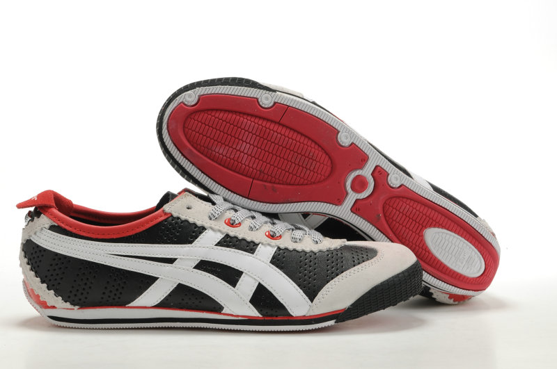 Onitsuka Tiger Mini Cooper Black/Off-White/Red