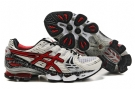 Asics GEL-KINSEI 2 Silver/Red/Black