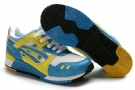 Asics GEL-LYTE III Hello Kitty Blue/Yellow/White