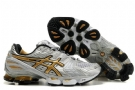 Asics GEL-KINSEI 2 Silver/Yellow/Black