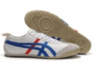 Onitsuka Tiger Mexico 66 Deluxe Beige/Blue/Red