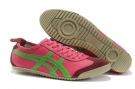 Onitsuka Tiger Mexico 66 Deluxe Pink/Red/Green