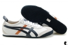Onitsuka Tiger Mexico 66 White/Black/Brown Women/Men