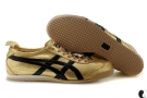 Onitsuka Tiger Mexico 66 Gold/Black Women/Men