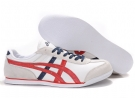 Asics Revolve LE White/Red/Blue