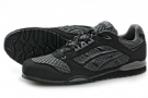 Asics Stormer Trainer Shoes Black/Grey