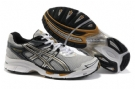 Asics Men's GEL-Virage 4 Running Shoes-Grey/Silver