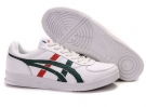 Asics Top Seven Shoes White/Green/Red