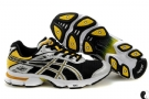 Asics Gel-Stratus 2.1 Black/Yellow/Sliver
