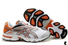 Asics Gel-Stratus 2.1 White/Orange/Black