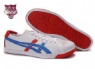 Onitsuka Tiger Coolidge Lo White/Blue/Red