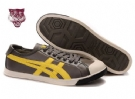 Onitsuka Tiger Coolidge Lo Brown/Yellow