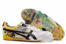 Onitsuka Tiger Tokidoki Mex lo White/Black/Yellow Women/Men