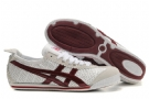 Onitsuka Tiger Mini Cooper White/Wine Red Women/Men