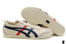 Onitsuka Tiger Mexico 66 Beige/Blue/Red Wome/Men