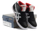 Men's Asics Aaron MT Dark Slate Gray Black White
