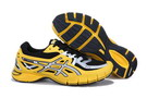 Asics GT 2000 Gold Silver Black