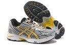 Men's Asics GT 2150 Light Grey Gold Linen