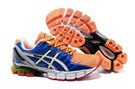 Men's Asics Gel Kinsei 4 Light Salmon Blue Light Grey