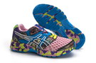 Women's Asics Gel Noosa Tri 8 Pink Cornflower Blue Medium Purple