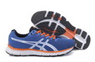 Asics Women's Gel Speedstar 6 Steel Blue Dark Orange Ghost White
