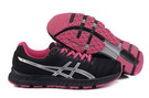 Asics Men's Gel Speedstar 6 Black Hot Pink Silver