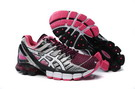 Women's Asics Gel Kinsei 4 Dark Gray Black Light Pink