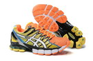 Men's Asics Gel Kinsei 4 SandyBrown Goldenrod Black
