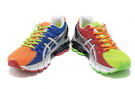 Men's Asics Gel Kinsei 4 Brown Blue Coral