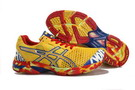 Asics Men's Gel Noosa Tri 7 Gold Brown Steel Blue